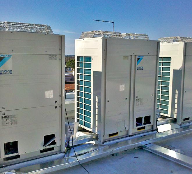 Airsplit - Ingeniería en HVAC - Aire Acondicionado Guadalajara